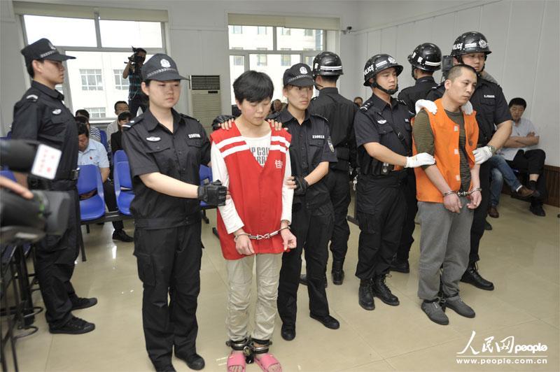 高清:黑龙江孕妇为夫猎艳人案宣判 谭蓓蓓