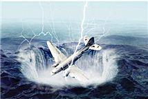 揭秘飞机误入时空隧道