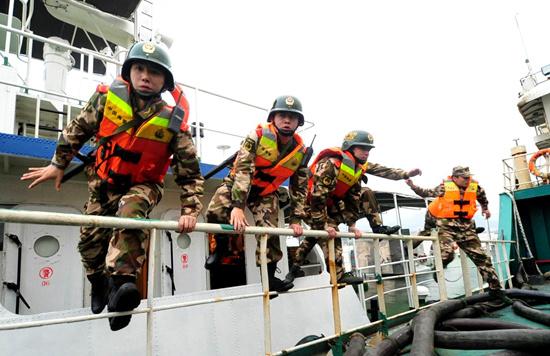 中国海警2017年破走私