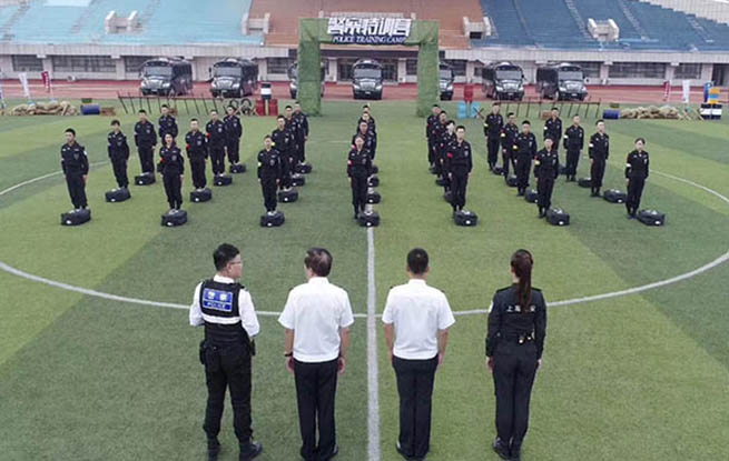 《警察特训营》第三季即将开播