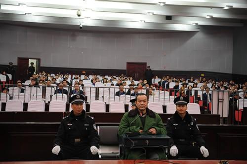 """衡东""""路虎撞人致15死""""被告一审被判死刑"""