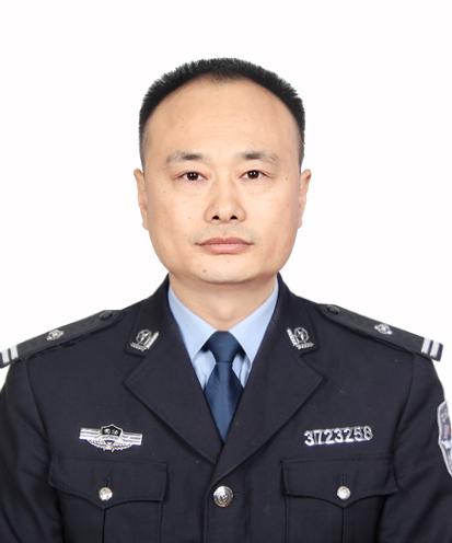 监狱人民警察好榜样候选人:山东 樊明旗