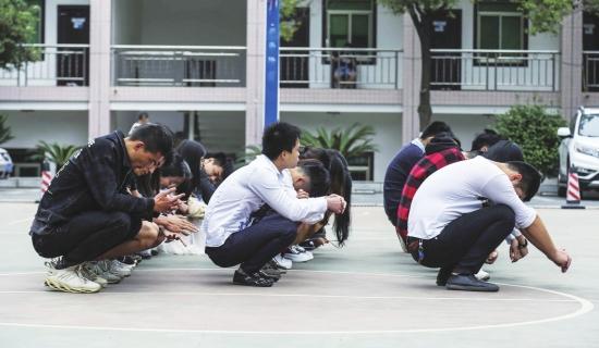 湖南长沙打击传销:查获24人