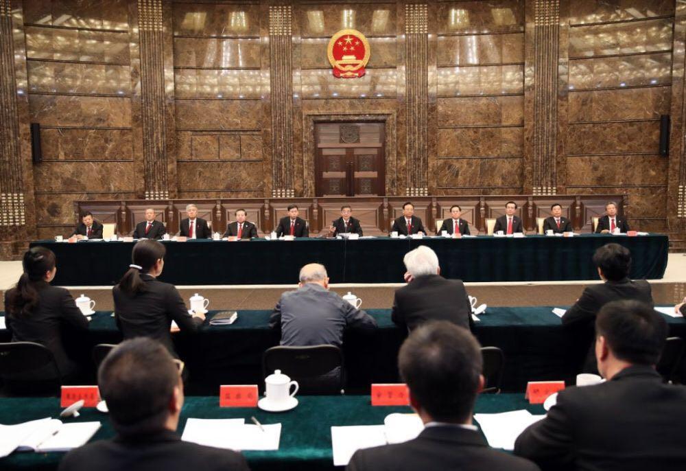 70年,最高人民法院推动人民司法事业不断