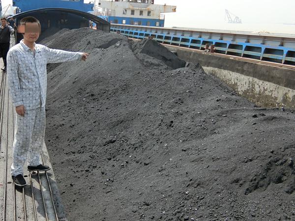 上海海警查获涉走私非法海砂、煤炭万余吨 涉案金额百万余元