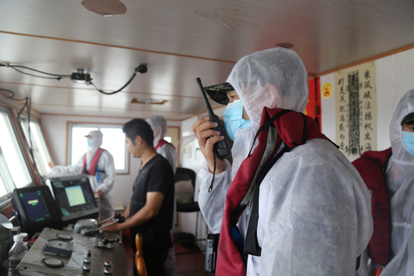 上海海警查获5起涉嫌走私案件 涉案金额2000万元