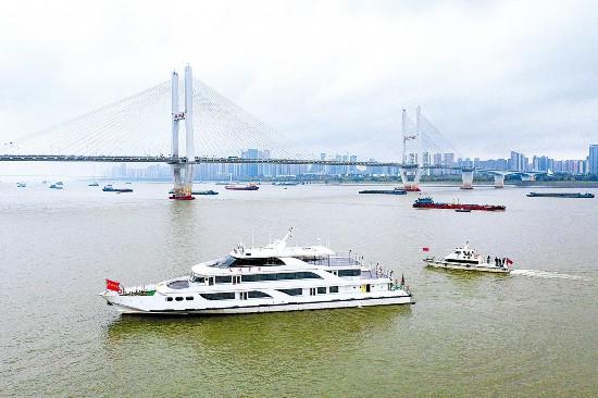 湖北武汉启动打击非法捕捞专项行动