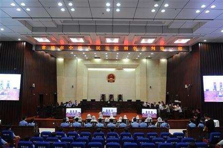 湖南法院依法审理王